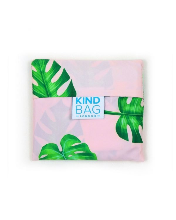 reusable shopping bag in pouch