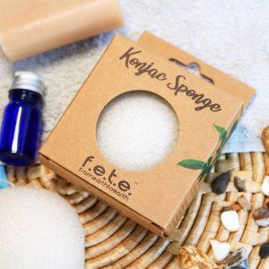 natural skin sponge by konjac