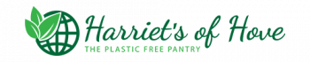 Harriets of Hove Logo and Header