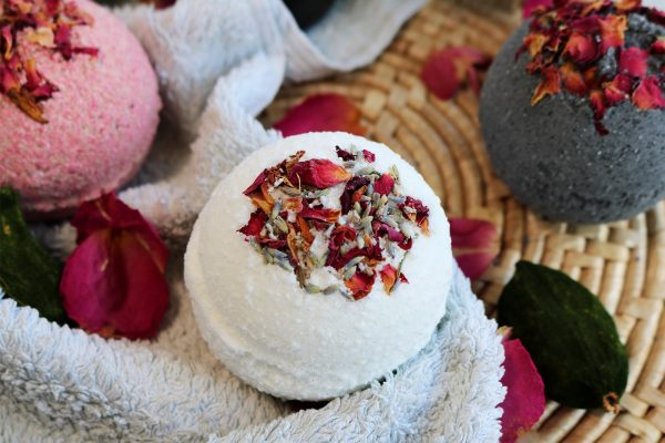 natural bath bombs by float spa