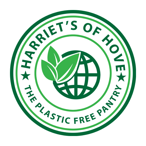 harriet's of hove round logo