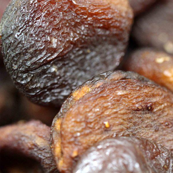 close up photo of organic apricots
