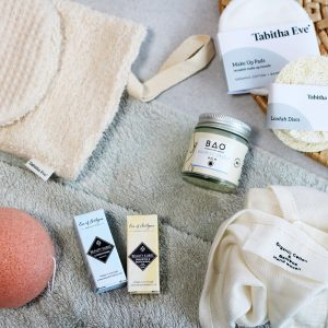 natural skincare gift set by tabitha eve