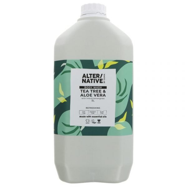 Alter/native Tea Tree and Aloe Vera Bodywash