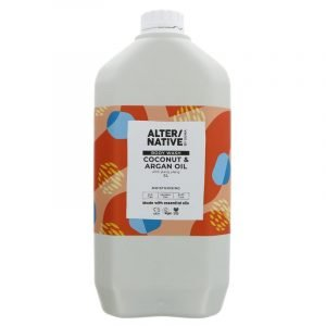 Alter/native Coconut and Argan Oil Body wash