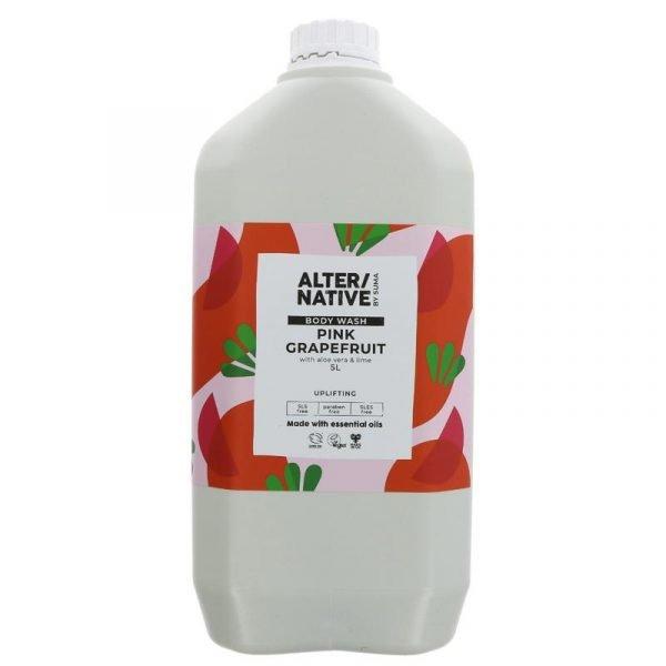 Alter/native pink grapefruit body wash