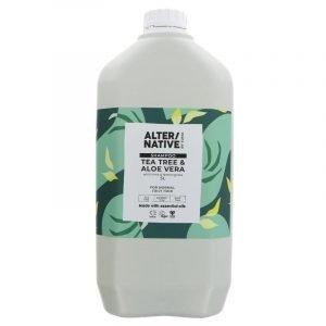 vegan shampoo tea tree and Aloe Vera