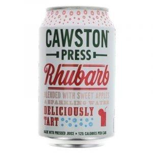 Cawston press rhubarb drink