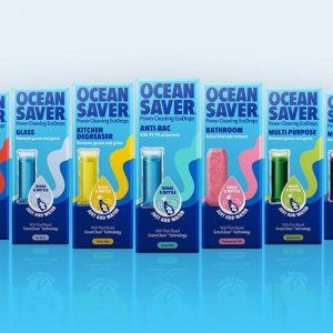 Ocean Saver EcoDrops Household Cleaners