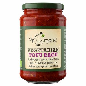 organic tofu ragu