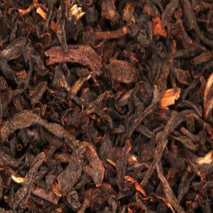 proper tea leaves