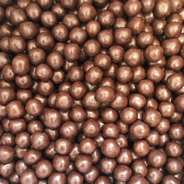cocolate quinoa pops