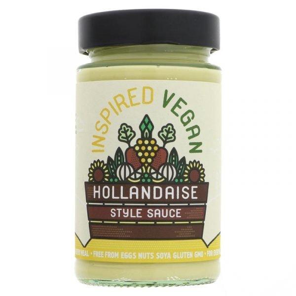 vegan hollandaise style sauce