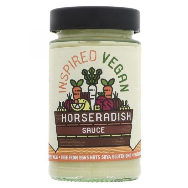 Vegan horseradish
