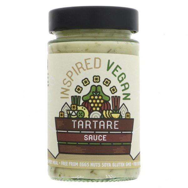 vegan tartare sauce