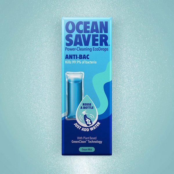 Ocean Saver Ecodrops Anti-bacterial Cleaner
