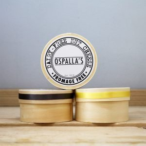 Ospalla's dairy-free nut cheese
