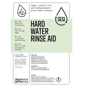 eco-friendly rinse aid liquid