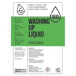 eco-friendly washing up liquid