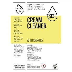 eco friendly cream cleaner