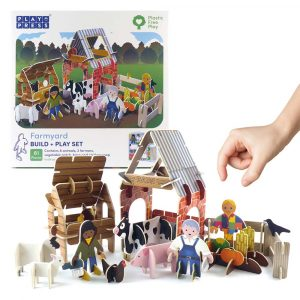 farmyard toy playlet by playpress