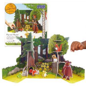 Gruffalo toy playset by playpress