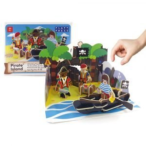 pirate island playlet by playpress toys