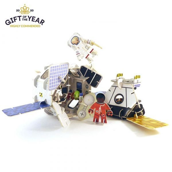 eco friendly space station toys